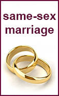 Link to information on same-sex marriage
